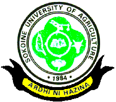 Sokoine University of Agriculture Selected Postgraduate Applicants