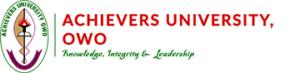 Achievers University Admission List