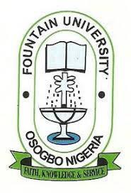 Fountain University Admission List