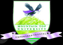 Mountain Top University Admission List