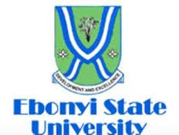 EBSU Admission List