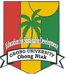Obong University Admission List