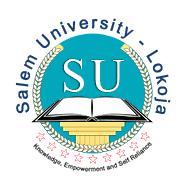 Salem University Admission List