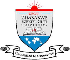 Zimbabwe Ezekiel Guti University Intake Form