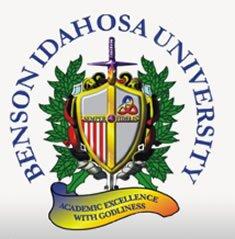 Benson IdahosaUniversity Admission List