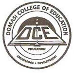 Domasi College of Education selection list