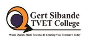 Gert Sibande TVET College Prospectus